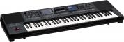 Roland EA-7 säestyskeyboard + teline/kuulokkeet + sustainpedaali