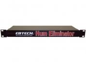 Ebtech HE-8 Hurinan poistaja, räkkiversio