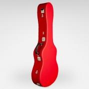 Esteve klassisen kitaran laukku punainen