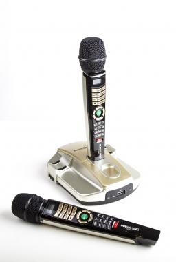 """Magic Sing ET-23KH langaton karaoke + 8"""" aktiivikaiutin"""