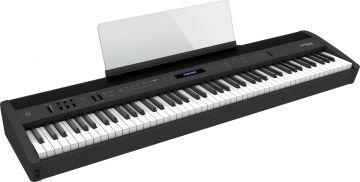 Roland FP-60X digitaalipiano, musta