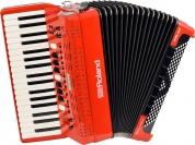 Roland FR-4X pianoharmonikka musta/punainen