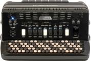 Roland FR-4XB näppäinharmonikka musta/punainen