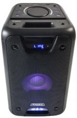Kannettava Akkukäyttöinen Kaiutin USB-SD / BLUETOOTH / MIC / GUITAR