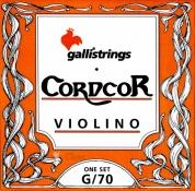 Galli G70 4/4 viulun kielet