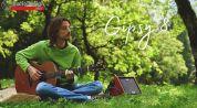 AudioDesignPRO Gipsy 8 akkukäyttöinen 50W Bluetooth vahvistin