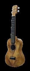 Hoyer HFS-125E kokopuinen mikitetty konsertti ukulele