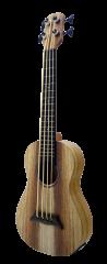 Hoyer HFS-150E mikitetty kokopuinen basso ukulele