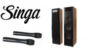 Hyper Sound IA-280HD 200W aktiivinen Hi-Fi karaokepaketti