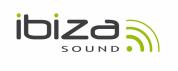 """Ibiza Sound 8"""" 200W aktiivikaiutin"""