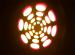 Party Light & Sound DMX ohjattu 10W valkoinen LED-valo liikkuvalla yläosalla