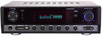 LTC Audio 5.1 kotiteatteri/karaokevahvistin