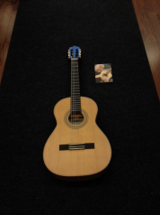 La Mancha Rubi CM59-N 3/4 kapeakaulainen klassinen kitara