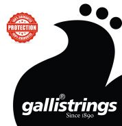Galli Strings black nylon basso ukulelen kielet