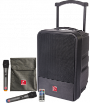 BST IPS10 All Weather Nomad Portable PA System
