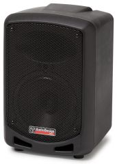 "AudioDesign M2 7"" battery powered speaker wireless mic/USB/SD/BT"