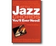ALL THE JAZZ CHORDS YOU'LL EVER NEE / KEYBOARD nuotti