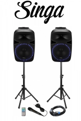 KARAOKE HOBBY/BAR -valmis karaokepaketti