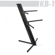 Athletic KB1 teline kahdelle keyboardille