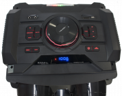 Ibiza Sound DJ-MKII USB/SD/FM/BT/Langaton mikki