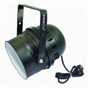 Eurolite LED PAR-64 RGB Spotti musta
