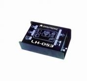 Omnitronic CH-053 passiivinen DI-boxi