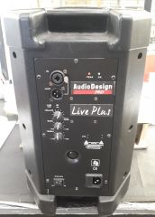 AudioDesignPro Live Plus 8 active speaker