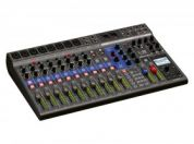 Zoom LiveTrak L-12 - mikseri, tallennin, äänikortti