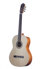 LaMancha Rubi S63 kapeakaulainen klassinen kitara