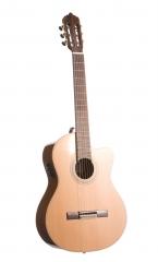 Elektroakustinen kitara La Mancha C CWE
