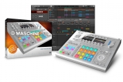 Native Instruments Maschine Studio samplerityöasema
