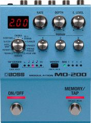 Boss MD-200 Modulation efektipedaali