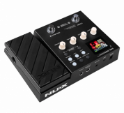 NUX MG-300 Guitar Processor - mallintava multiefekti ja äänikortti
