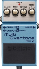 Boss MO-2 multitone pedaali