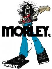 Morley M2 Passive Stereo Volume pedaali