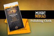 MusicNomad MN200 Polishing Cloth flanellipyyhe puhdistukseen