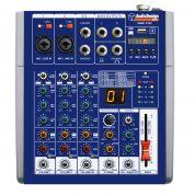 Audio Design Pro PAMX 1.211 USB-mikseri FX/BT