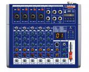 Audio Design Pro PAMX 1.411 USB-mikseri FX/BT