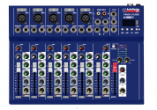 AudioDesignPRO PAMX 1.51 USB mikseri FX/BT/USB
