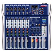 Audio Design Pro PAMX.2511 USB-mikseri FX/BT