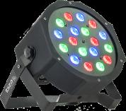 Ibiza Light Par LED-valo kaukosäätimellä