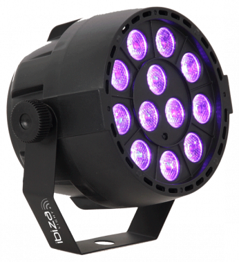 Ibiza Light Mini LED PAR Valo UV
