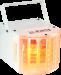 Hieno 6 valon DERBY LED valoefekti