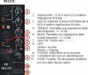 "Audiodesign Pro 8"" 160W aktiivikaiutin"