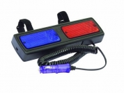 EUROLITE, Strobe police beacon, for R V mirror, 12V