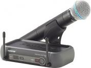 SHURE PGX24E/BETA58  langaton mikrofonijärjestelmä