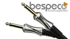 Bespeco 3-metrinen instrumenttijohto elinikäisellä takuulla