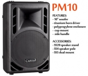 Carvin  XP800L-PM10 500W lightweight PA-paketti