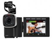 Zoom Q4N videokamera tallentimella