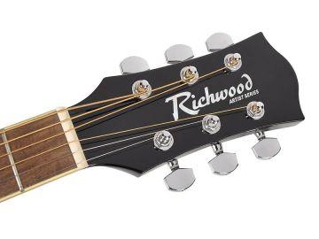 Richwood RA-12BK akustinen kitara